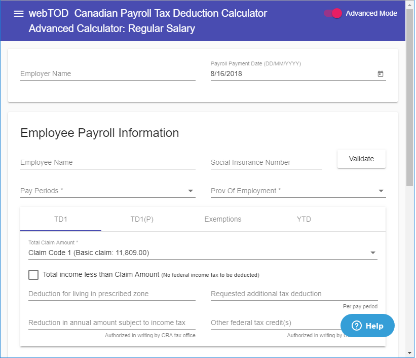 payroll tax calculator canada - Monza berglauf-verband com